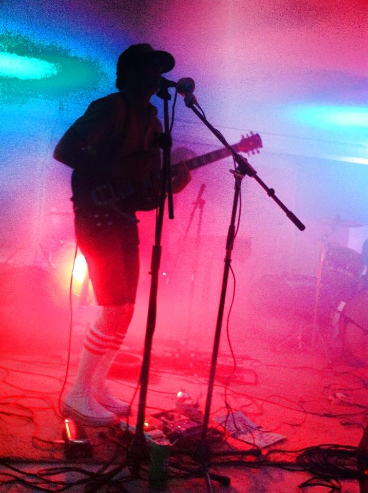 A Happy Death Performs live at CymaSpace
