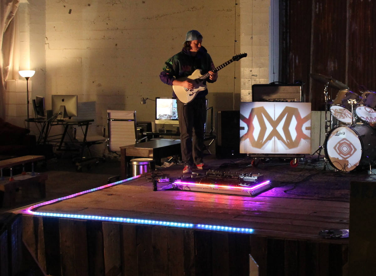 """LED strips up to 24 ft are easy and mostly """"plug and play"""". Bigger and more complex installations, as well as permanent installations, are also possible."""