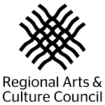 Region Arts & Culture Council (RACC) Logo